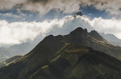 The Citadel - French Pyrenees (sunstormphotography.com) Tags: france southernfrance pyrenees frenchpyrenees picdecountende picdanie mountains landscape canon5dmark3 canon24105l polarisingfilter ndgradfilter lescun