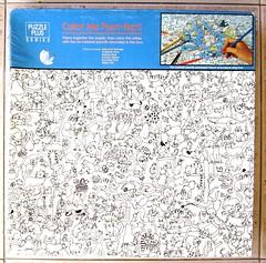 Color Me Purrr-fect! (Leonisha) Tags: puzzle jigsawpuzzle puzzleschachtel puzzlebox