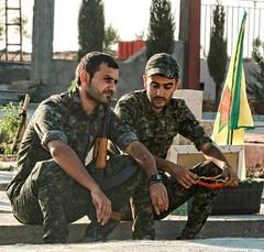 Kurdish YPG Fighters (Kurdishstruggle) Tags: ypg ypgkurdistan ypgrojava ypgforces ypgkämpfer ypgfighters yekineyênparastinagel kurdischekämpfer war warphotography warriors freiheitskämpfer struggle resistancefighters heroes kurdsisis comrades ak47 defenceforces kobane kobani efrin hasakah manbij afrin rojava rojavayekurdistan westernkurdistan pyd syriakurds syrianwar kurdssyria kürtsuriye kurd kurdish kurden kurdistan kürt kurds kämpfer revolutionary kurdishforces syria kurdishregion syrien kurdishmilitary military militaryforces militarymen kurdishfreedomfighters kurdishfighters fighters kalashnikov rifle