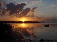 Sunset in Hjarbk Fjord (Jaedde & Sis) Tags: hjarbk fjord 15challengeswinner friendlychallenges challengegamewinner