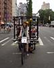 M2B • Union Square (mausgabe) Tags: olympus em1 olympusm17mmf18 nyc manhattan summerstreets 2016 bike skate run walk unionsquare art installation m2b beijing newyork nikodelafaye