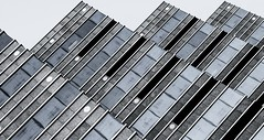 Building by Ford #28 (ammozug) Tags: architecture lines glass metal abstract fordmotorco