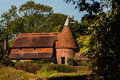 Oast House Farming in Kent (Briantc) Tags: england kent farming oast oasthouse house