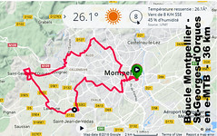 Boucle Montpellier - St-Georges-d'Orques (jc.d the cycling photographer) Tags: montpellier hrault languedoc france saintgeorgesdorques