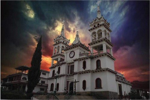 Parroquia de San Cristóbal.
