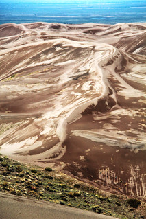 Drying Dunes - Explored