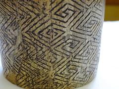 Mezin Paleolithic Bracelet with Swastika pattern (CultureWise) Tags: swastika paleolithic archaeology ukraine history