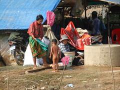 Tonle Sap (simo2582) Tags: tonlesap cambodia kampongphluk asia travel indochina reise urlaub unterwegs tropics tropical child woman people human life family lake daylight countryside viaggio cambogia