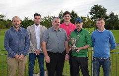 P & L Electrics Golfer of the Year