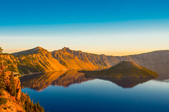 Crater Lake (Travel by WestEndFoto) Tags: agenre craterlake natural queueparkep mfnikkor28mmf28ais popular bsubject travel flickr usa flickrtravelbywestendfoto flickrexplored landscapephotography 2 oregon flickrwestendfoto flickrtravelcraterlake queue scape i mostinteresting us dgeography naturephotography lake fother unitedstates flickrexploredtravel