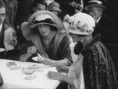 unnamed (annacarvergay) Tags: hat vintage fashion unnamed namethatfilm cape cloak