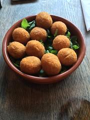 Deep Fried Olives (Eyebee) Tags: fried italian olives food