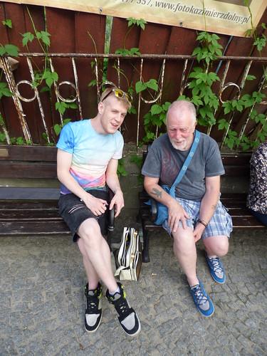 Kazimierz-Dolny - gordon and ian