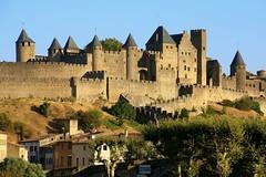 La cit de Carcassonne, France (Unesco world heritage) (Frans.Sellies) Tags: img4272 carcassonne france frankreich frankrijk europe europa