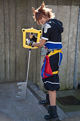 Sakura-con 2013 Cosplay - Sora (camknows) Tags: seattle cosplay sora kingdomhearts sakuracon washingtonstateconventioncenter