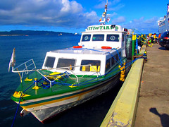M/V City of Tabaco (Irvine Kinea) Tags: ocean trip travel sea ferry port marina island pier dock asia barco sailing ship pacific time philippines