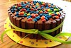 Kit Kat Birthday Cake (Kid's Birthday Parties) Tags: birthday cake unique birthdaycake mmcake kitkatcake mmbirthdaycake kitkatbirthdaycake howtomakeakitkatcake