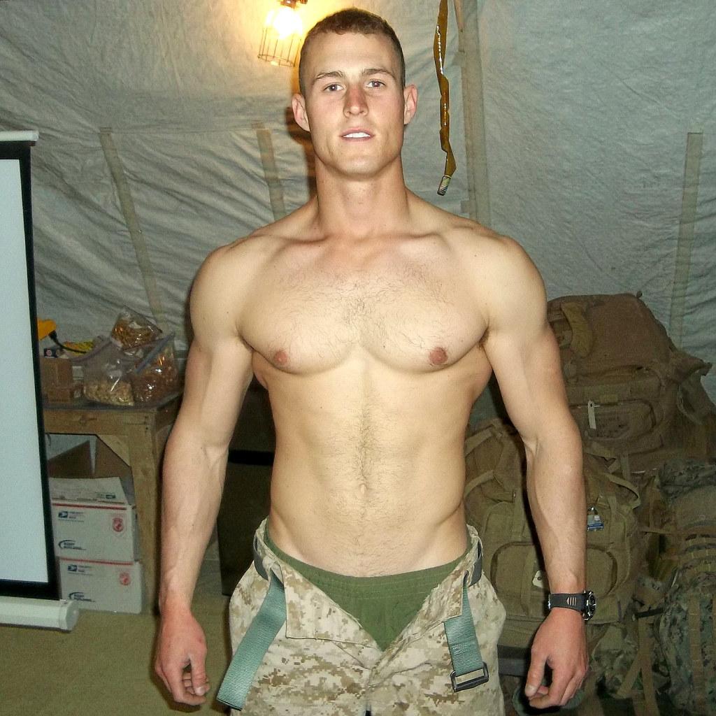 Women hot sweaty guy nude