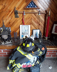 FDNY 9/11 Memorial, Firehouse Engine 330 & Ladder 172, Bensonhurst, Brooklyn, New York City (jag9889) Tags: ocean county city nyc house ny newyork building tower station architecture brooklyn truck fire memorial worldtradecenter 911 engine 330 company kings parkway borough wtc ladder remembrance firehouse fdny groundzero department firefighters 172 unit bensonhurst thawing bravest engine330 ladder172