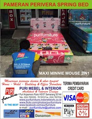 PURI PERIVERA IN STORE PROMO (7) (PURI SPRING BED CENTER) Tags: hello bird florence spring bed teddy furniture hellokitty interior central champion spiderman kitty mickey romance bee american elite koala pooh teddybear angry headboard mickeymouse winniethepooh simmons minniemouse serta 3in1 per 2in1 mattress quantum divan alga puri busa tomjerry sealy superland dreamline pegas slumberland kasur bigland springbed dipan dunlopillo angrybirds mebel harmonis shawnthesheep everdream kingkoil enzel airland springair bigpoint comforta protectabed sandaran therapedic guhdo kasurbusa purifurniture kasurper comfortaspringbed ladyamericana perivera periveraspringbed