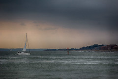 Southsea Old Portsmouth (Steve Cooksey Photography) Tags: yacht esplanade solent oldportsmouth southsea gosport