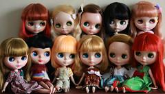 My Neo girls :0))  Love all my girls <3