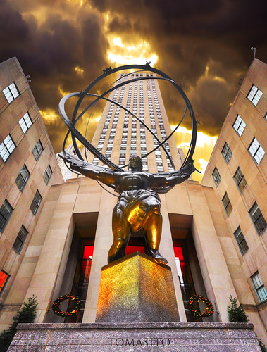 30 Rockefeller Plaza, New York