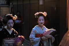 Maiko 3 (miniCMA) Tags: japan kyoto maiko geisha gion japon masaki takahina