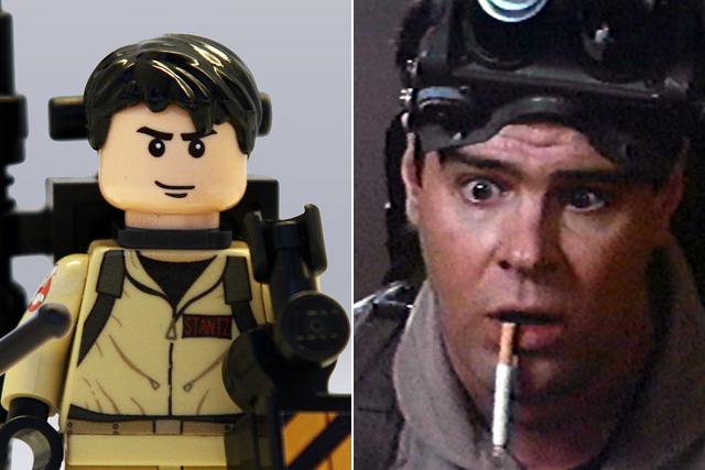 LEGO【魔鬼剋星30週年紀念版】需要你的支持!