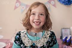 Props (Serena178) Tags: birthday girls party portrait laughing paper children fun happy kid photobooth alice celebration props aliceinwonderland odc2 slidersunday