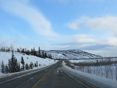 North Klondike Highway between Pelly Crossing and Carmacks (jimbob_malone) Tags: yukon 2013 northklondikehighway