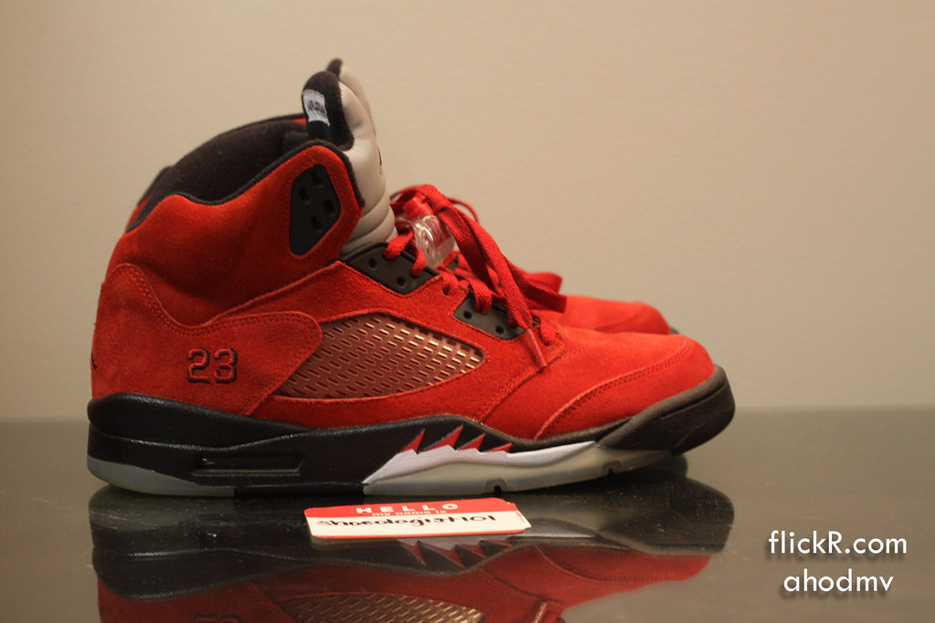 sports shoes 213ec 83fcd ... SOLD Air Jordan V Raging Bull Pack (ahoDMV) Tags air jordan . ...