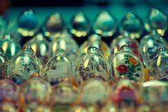 Painted Snuff Bottles (Jon Siegel) Tags: art glass beautiful nikon singapore chinatown f14 painted 14 creative 85mm nikkor jars singaporean 85mmf14 d700 nikkor85mmf14afd