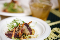 house-cured lamb's bacon 'BLT' - Paramount Room - Baconfest 2013.jpg (opacity) Tags: food chicago illinois il baconfest paramountroom uicforum baconfestchicago chicagobaconfest baconfest2013 baconfestchicago2013 chicagobaconfest2013 baconfest2013dishes housecuredlambsbaconblt