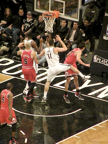 Brooklyn Nets vs. Chicago Bulls 4.22.13