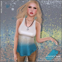 Pollock Tank (London Dailey) Tags: mesh sl secondlife pinkoutfitters houseoflondon originalmesh