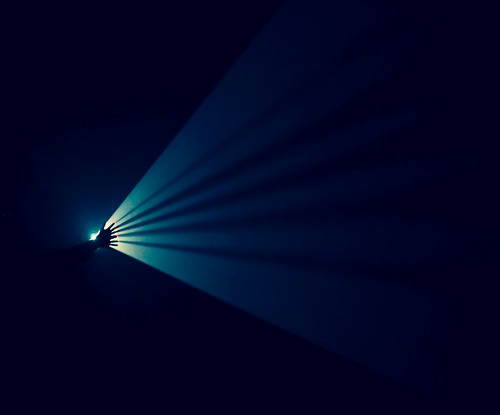 Solid Light Works - Anthony McCall (104/365)