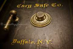 Cary Safe Co. (A Great Capture) Tags: old toronto ontario canada vintage handle fire gold leaf 1930s antique proof safe combination on 1870s burgular ald ash2276 ashleyduffus llhaggar