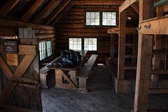 Taft Lodge (andersonjohnm--20,000+ views thank you!) Tags: wood storm apple trash out table nose bed cabin all adams secret lodge pack hide ladder care chin taft bunk hideout refuge smugglers notch caretaker taker hellbrook