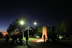 Dawn Service (marj k) Tags: queensland anzac winton dawnservice 1181
