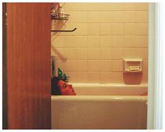 52 of 365 (Stellie Chavez) Tags: dark bathroom photography bathtub darkphotography