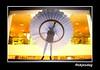 Woord en beeld / Word and picture (LOL) (Theo Kelderman) Tags: holland netherlands canon nederland denhaag bijenkorf wordandimage rokjesdag woordenbeeld theokeldermanphotography april2013