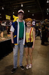 Calgary Expo 2013 - Ashe & Misty (Pokemon) (ReAn1985) Tags: calgary misty expo day1 pokemon ashe 2013