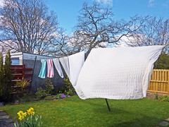 Monday - washday (Lovetostitch) Tags: sun wind april monday washing washday 2013 113in2013 37of113