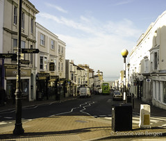 "Isle of Wight - Ryde street view • <a style=""font-size:0.8em;"" href=""http://www.flickr.com/photos/44019124@N04/8704569412/"" target=""_blank"">View on Flickr</a>"
