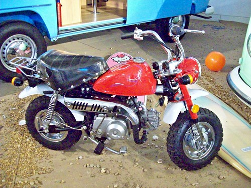 189 Honda Dax (Monkey Bike) (1972)