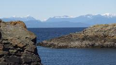 British Columbia Coast Range (gordonhunter) Tags: canada mountains seascapes britishcolumbia vancouverisland westcoast pacificcoast straitofgeorgia coastrange neckpointpark nanaimobc westcoastofcanada georgiastait pacificcoastcanada