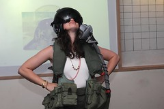 American Actor Visit to Ramat David Airbase
