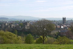 Ludlow Panorama (Louise and Colin)