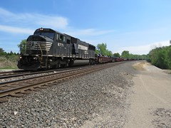 Norfolk Southern Railroad (codeeightythree) Tags: railroad chicago train otis ns steel norfolk indiana line southern coil